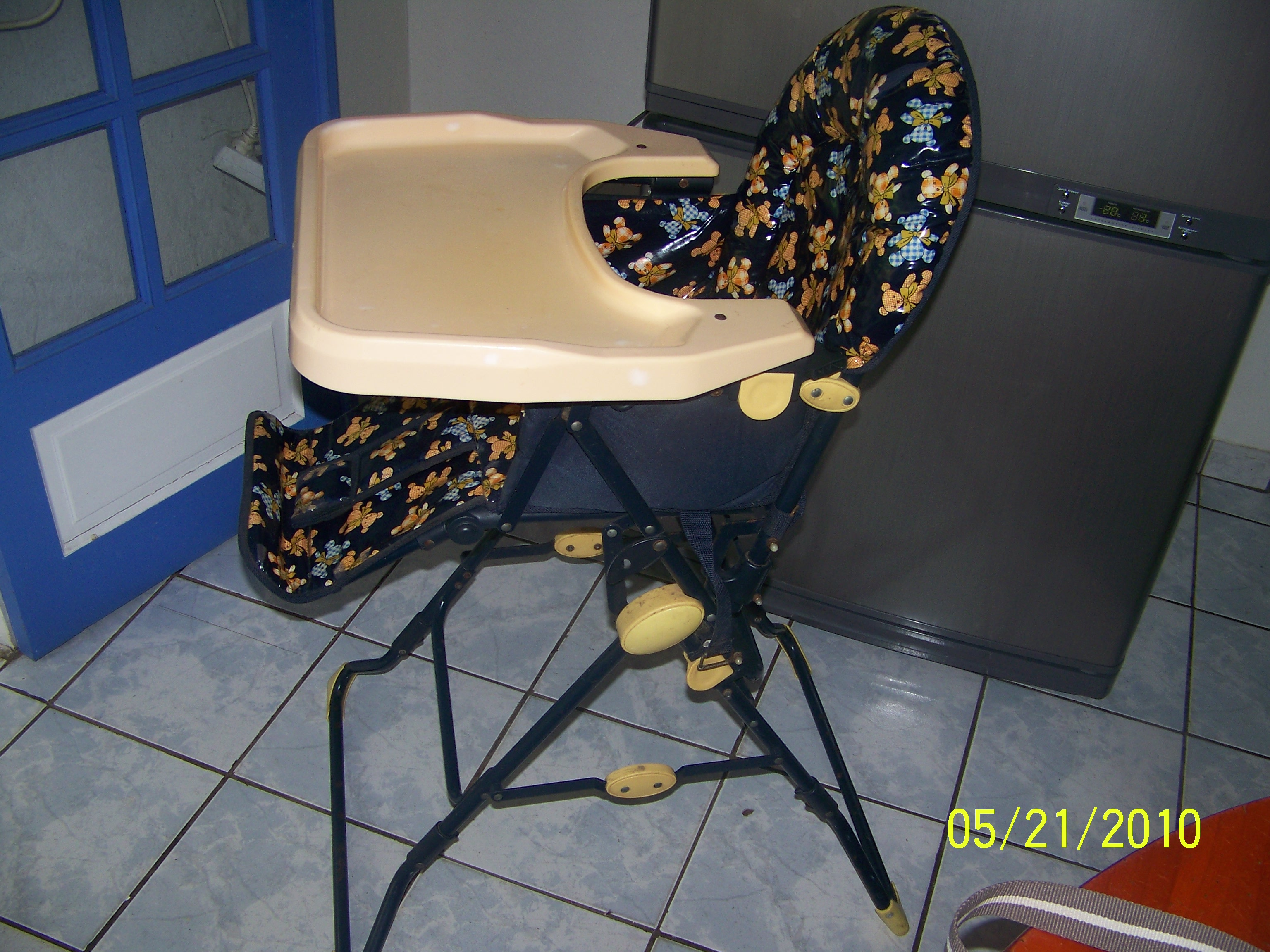 chaise haute bebe 25 euros